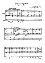 8 Finlandia Op. 26 J. Sibelius