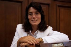 Susanna Veerman, organist