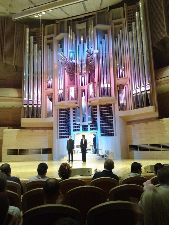 Moskou Concert Hall House of Music 2