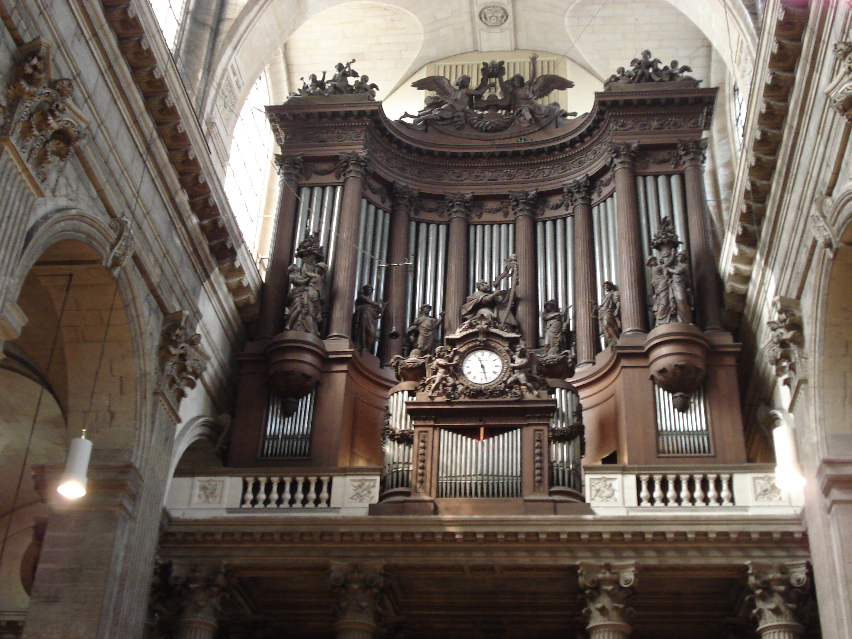 Orgel St. Sulpice
