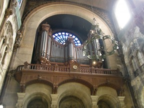 Parijs orgel St. Augustin